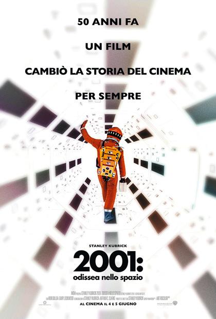 Trailer 2001: Odissea nello spazio