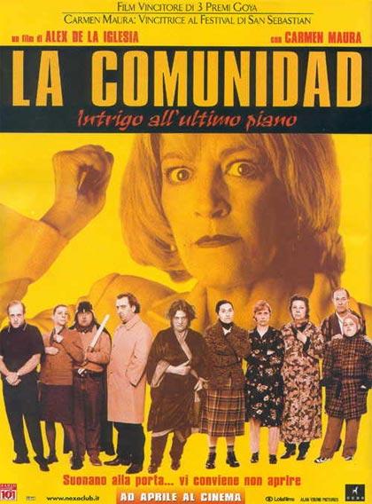 Trailer La comunidad – Intrigo all'ultimo piano