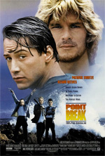 Locandina Point Break - Punto di rottura