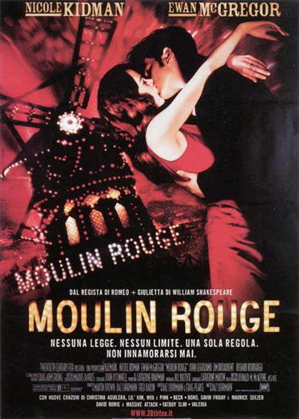 Trailer Moulin Rouge