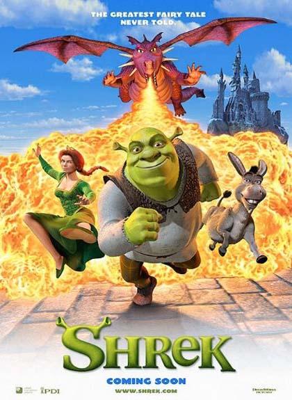 Locandina Shrek