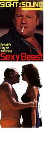 Locandina Sexy Beast - L'ultimo colpo della bestia