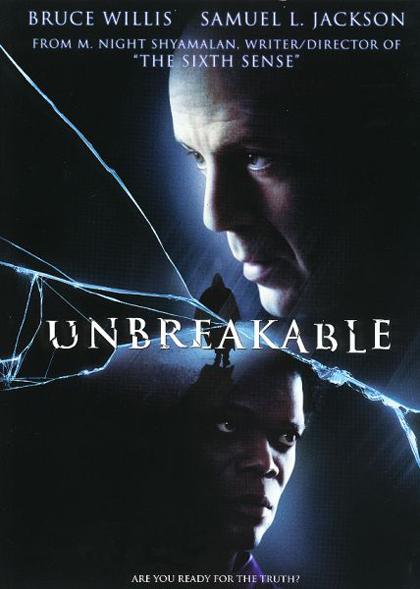 Trailer Unbreakable - Il predestinato