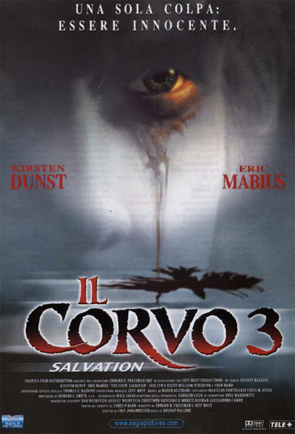 Trailer Il corvo 3 – Salvation