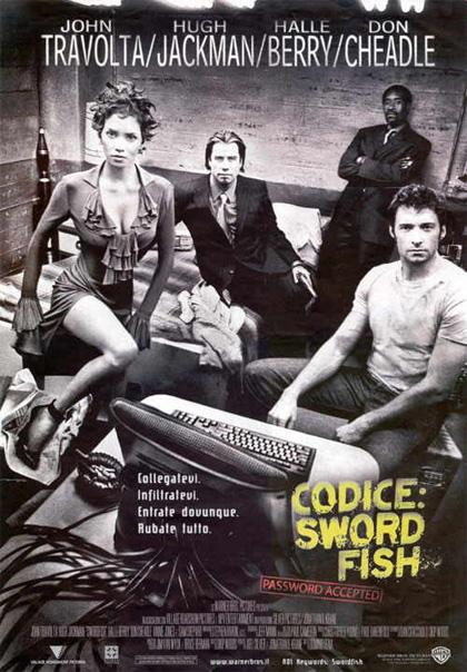Trailer Codice: Swordfish