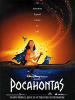 Locandina Pocahontas