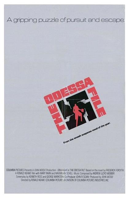 Trailer Dossier Odessa