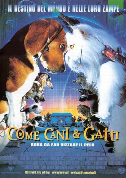 Trailer Come cani e gatti