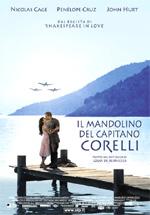 Locandina Il mandolino del capitano Corelli