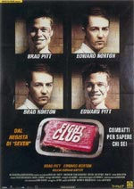 Poster Fight Club  n. 0