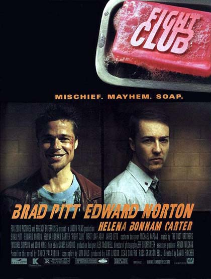 Guarda gratis Fight Club in streaming italiano HD