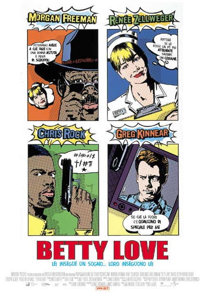 Trailer Betty Love