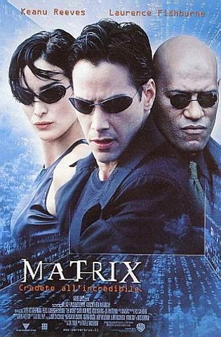 Locandina italiana Matrix