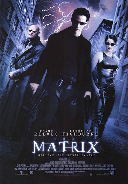 Guarda gratis Matrix in streaming italiano HD