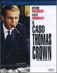 Locandina italiana Il caso Thomas Crown