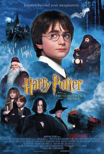 Locandina di Harry Potter e la Pietra Filosofale