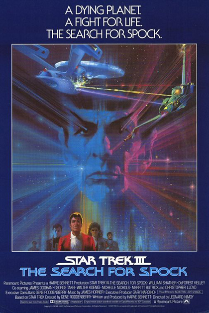 Trailer Star Trek III - Alla ricerca di Spock