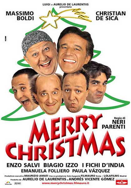 Trailer Merry Christmas