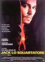 Locandina La vera storia di Jack lo Squartatore  From Hell