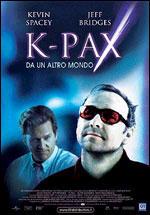 Locandina K-Pax � Da un altro mondo