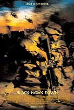Poster Black Hawk Down  n. 3