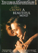 Locandina A Beautiful Mind