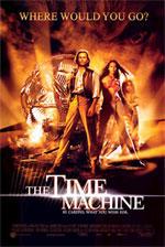 Locandina The Time Machine