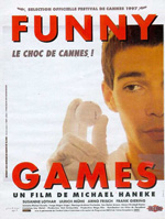 Locandina italiana Funny Games