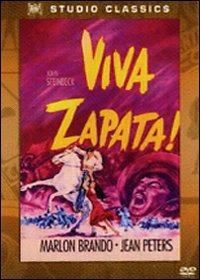 Locandina Viva Zapata!