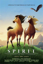 Trailer Spirit - Cavallo selvaggio
