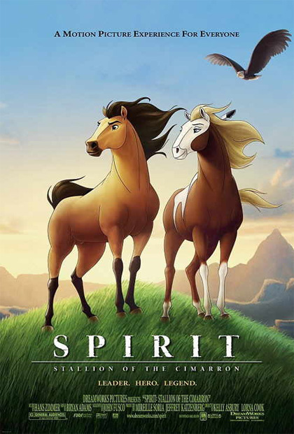 spirit cavallo selvaggio gratis