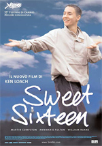 Locandina italiana Sweet Sixteen