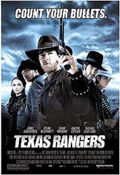 Trailer Texas Rangers