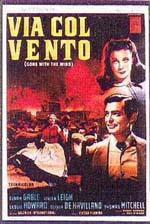 Poster Via col vento  n. 5