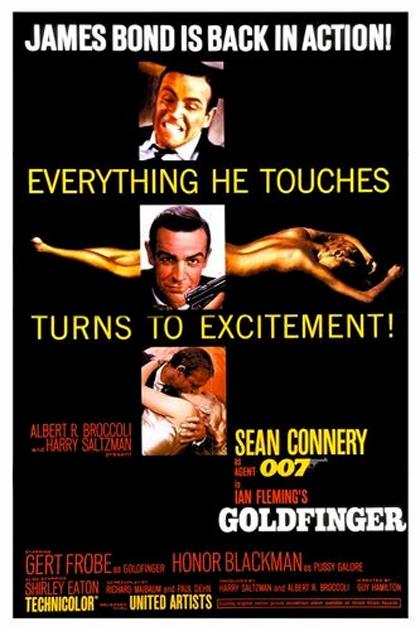 Agente 007, missione Goldfinger