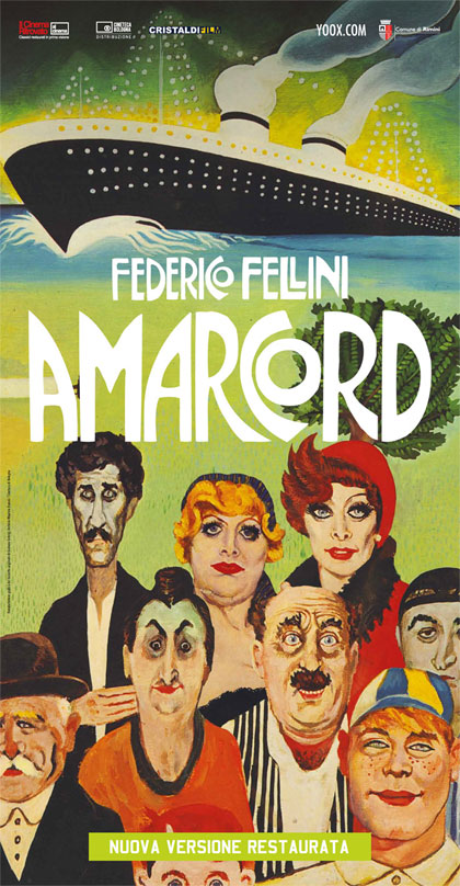 Amarcord in streaming & download