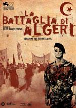 Locandina La battaglia di Algeri