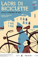 Locandina Ladri di biciclette