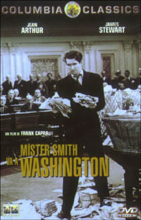 Locandina Mister Smith va a Washington