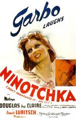 Locandina Ninotchka