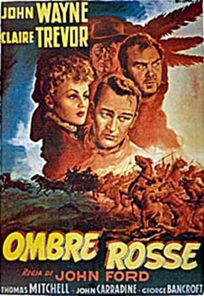 Icone del cinema Western