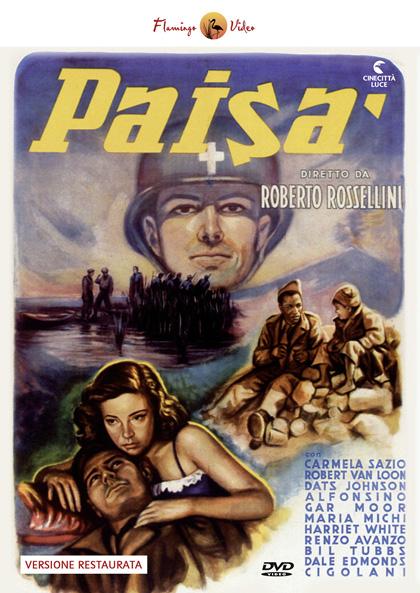 Risultati immagini per paisà film 1946