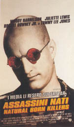 Locandina Assassini nati - Natural Born Killers