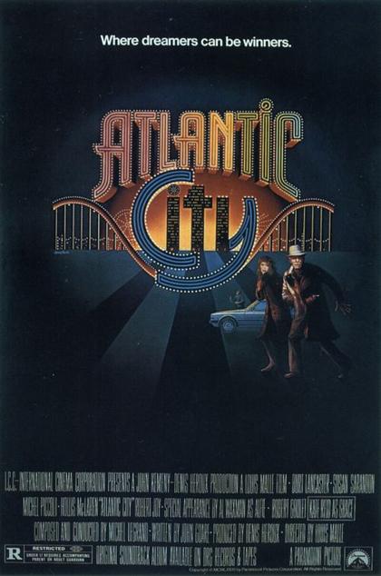 Locandina italiana Atlantic City U.S.A.