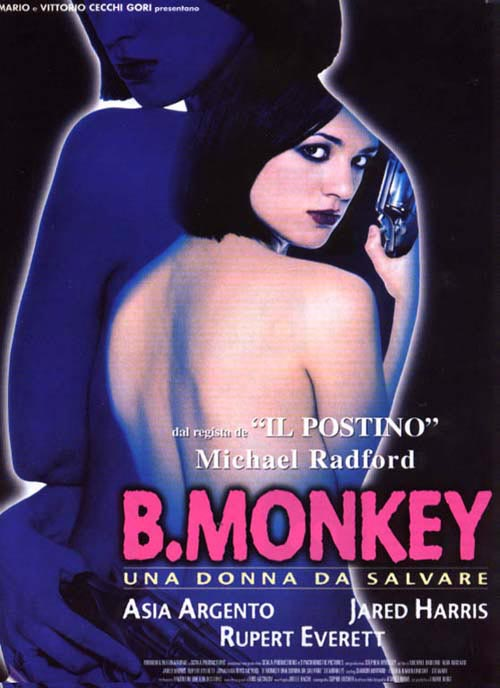 B Monkey Full Movie B  Monkey - Una donna da B