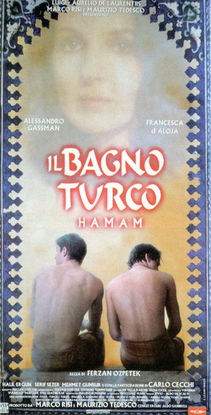 Poster il bagno turco hamam - Il bagno turco film ...