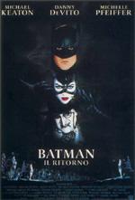 Locandina Batman - Il ritorno