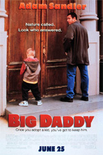 Locandina Big Daddy - Un pap� speciale