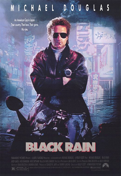Trailer Black Rain - Pioggia sporca