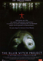 Locandina The Blair Witch Project